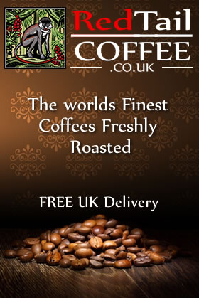Redtail Coffee, the finest coffee delivered to your door!